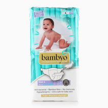 Bambyo Diapers Size 4 (42 Pads) by Bambyo