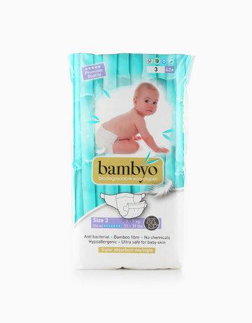 Bambyo Diapers Size 3 (42 Pads) by Bambyo
