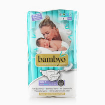 Bambyo Diapers Size 1 (40 Pads) by Bambyo
