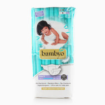 Bambyo Diapers Size 5 (40 Pads) by Bambyo