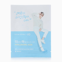 EXO Edition Real Comforting Mask Sheet - Hyaluronic Acid by Nature Republic