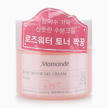 Rose Water Gel Cream (80ml) by Mamonde