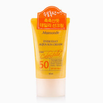 Everyday Aqua Sun Cream SPF 50 PA ++++ (50ml) by Mamonde