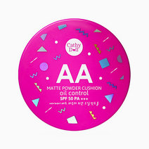 AA Matte Powder Cushion by Cathy Doll