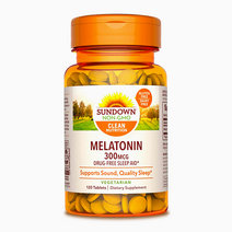 Melatonin (300mcg x 120 Tablets) by Sundown Naturals