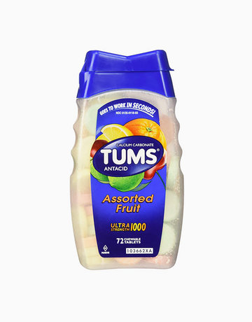 Tums Antacid Chewable Tablets (72 Tablets) by Tums