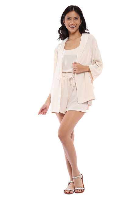 Michelle Blazer Set by Pink Lemon Wear