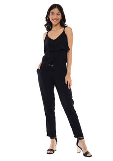 Aimee Layered Jumpsuit by Babe