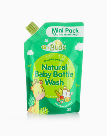 Natural Bottle Wash (Travel) by Tiny Buds