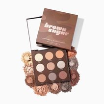 Brown Sugar Pressed Powder Shadow Palette by ColourPop