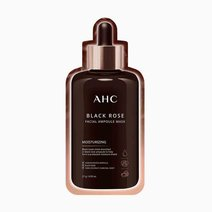 Black Rose Facial Ampoule Mask by AHC