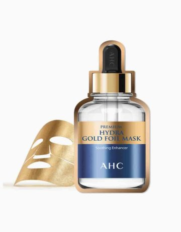 Premium Hydra Gold Foil Mask (25g) by AHC