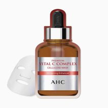 Premium Vital C Complex Cellulose Mask (27ml) by AHC