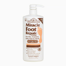 Miracle Foot Repair Cream (32oz) by Miracle of Aloe