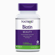 Natrol Biotin 1000 mcg - 100 Tablets by Natrol