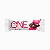 Dark Chocolate Sea Salt (60g) by One Bar
