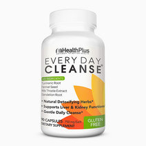 Every Day Cleanse: Turmeric Root, Fennel Seed, Milk Thistle Extract, Dandelion Root by Health Plus