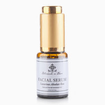 Luxurious Rose Face Serum by Botanicals in Bloom