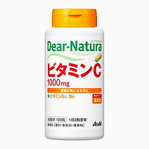 Dear Natura Vitamin C 1,000mg (60-Day Supplement) by Asahi