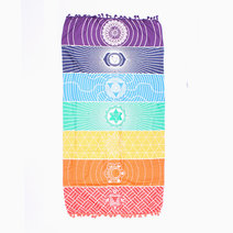 Chakra Throw by Aurora Night