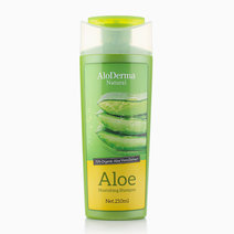 Nourishing Shampoo (210ml) by Aloderma