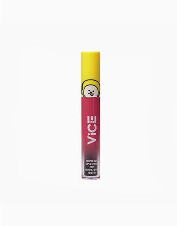 BT21 Water Gel Lip & Cheek Tint by Vice Cosmetics