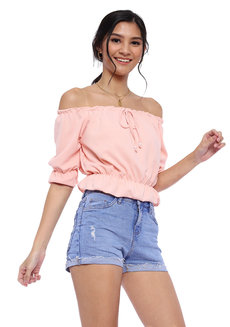 Kourtney Top by Babe