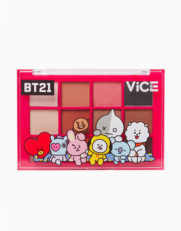 BT21 Eyeshadow Palette in BT21 Universe by Vice Cosmetics