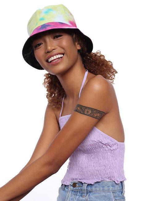 Tie-Dye Bucket Hat by The Branché PH