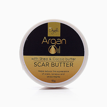 Argan + Shea Scar Butter  by Be Organic Bath & Body