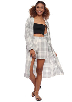Mitch Cardigan and Shorts Coordinates by Morning Clothing