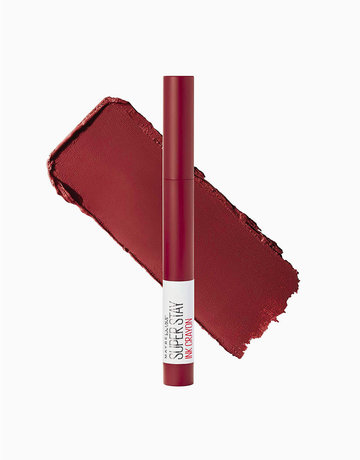 Superstay Ink Crayon by Maybelline