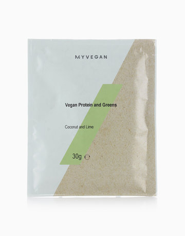 Coconut & Lime Vegan Protein & Greens (30g) by MYPROTEIN