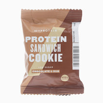 Chocolate & Cream Protein Sandwich Cookie (30g) by MYPROTEIN