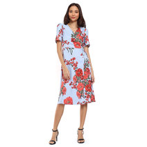 Sila Wrap Dress by HAV PH