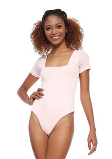 Chloe Basic Bodysuit by Flair & Stare