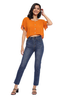 Mara Jeans by Mantou Clothing
