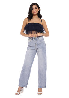 Ally High Rise Jeans by Mantou Clothing