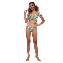 Lola Cute Crop Top Style Bikini by Sundae
