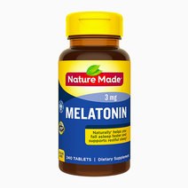 Melatonin 3mg (240 Tablets) by Nature Made