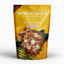 Banana Bread Granola (250g) by Amazin' Graze