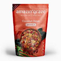 Coconut Kaya (Coconut Jam) Granola (250g) by Amazin' Graze
