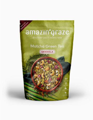 Matcha Green Tea Granola (250g) by Amazin' Graze