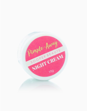 Pimple-Away Night Cream by Sooper Beaute