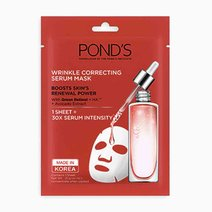 Wrinkle Correcting Serum Mask by Pond's