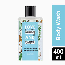 Coconut Water & Mimosa Flower Body Wash - Petal Soft by Love Beauty and Planet