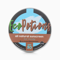 Reef-Safe Sunblock for Body 120g by EcoPotions