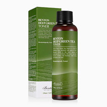 Deep Green Tea Toner by Benton