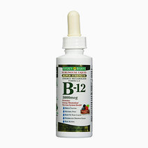 B12 5000mcg Sublingual Liquid Energy Health (2oz) by Nature's Bounty