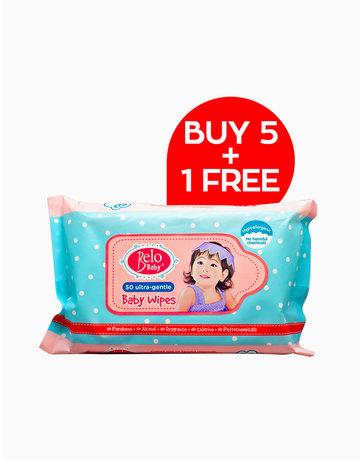 Belo Baby Wipes (50 Sheets) Buy 5 + Get 1 FREE by Belo Baby